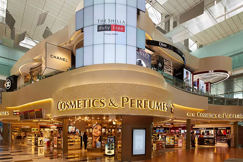 Shilla Cosmetics & Perfumes Duplex Store and Beauty Loft