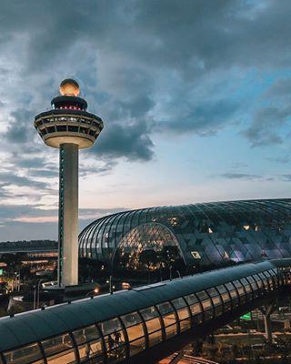 Changi Airport Welcome To Singapore Changi Airport