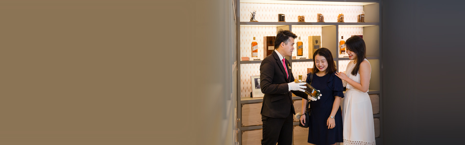 Changi Shopping Concierge
